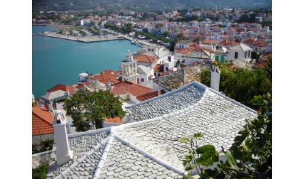 Остров Скопелос, Гърция
