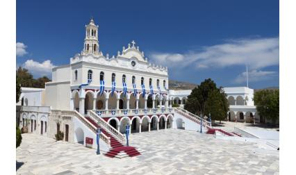 Остров Тинос, Гърция