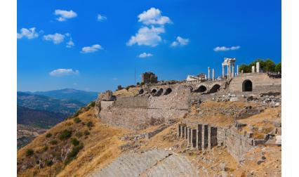 Пергам, Турция
