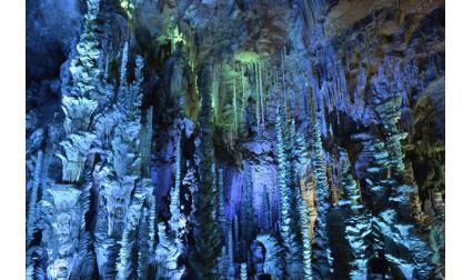 Пещерата Авен Арман, Франция