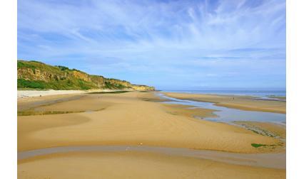 Плажовете на Нормандия, Франция