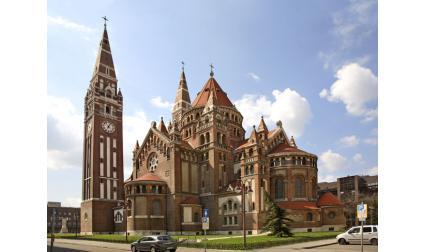 Катедралата в Сегед, Унгария
