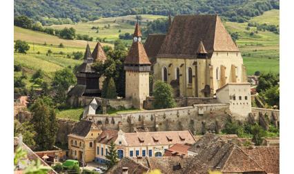Укрепени църкви в Трансилвания