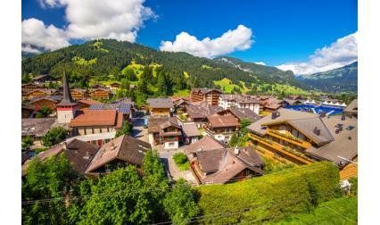 Ски курорт Гщаад, Швейцария