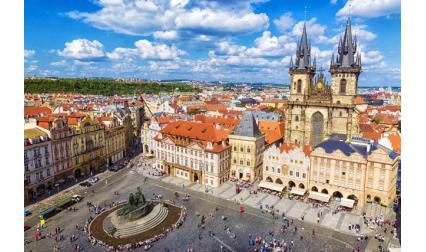 Старомненски площад - Прага, Чехия