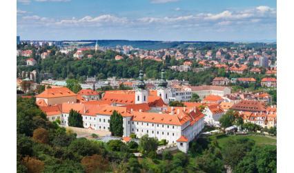 Страховският манастир - Прага
