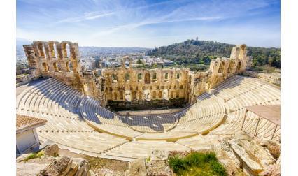 Театърът на Ирод Атически, Атина, Гърция