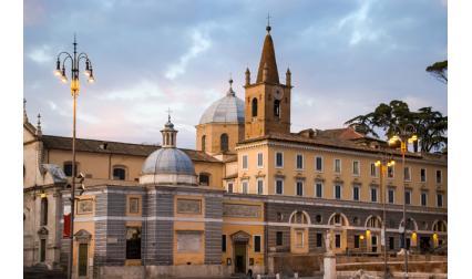 Църква Богородица от Селцето, Рим