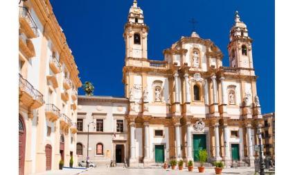 Църква Св. Доминик - Палермо, Сицилия, Италия