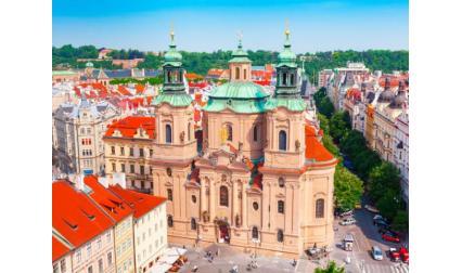 Църква Св. Николай - Прага
