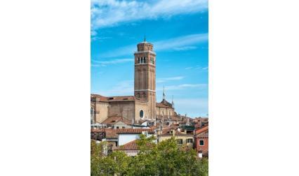 Църква Св. Стефан - Венеция, Италия