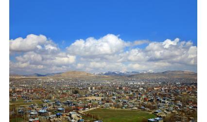 Ван, Турция