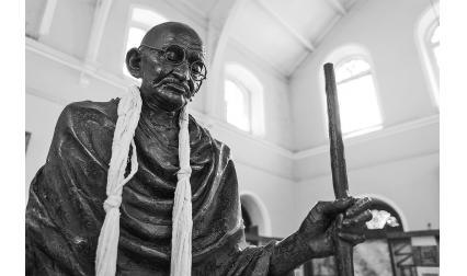 Махатма Ганди, Mahatma Gandhi