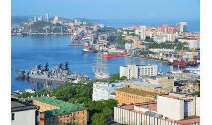 Владивосток, Русия