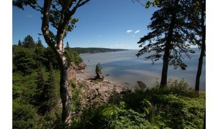 Заливът Фънди, Канада