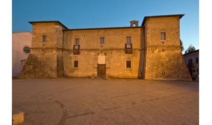 Замакът Кастелина- Норча, Италия