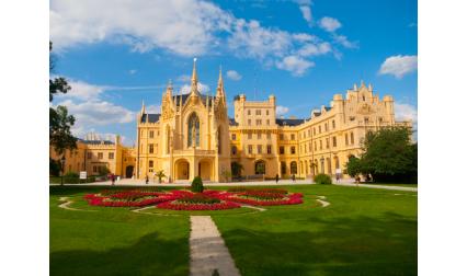 Замък Леднице, Чехия