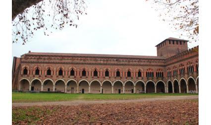 Замъкът Висконти, Павия, Италия