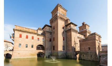Замъкът на семейство Есте, Ферара, Италия