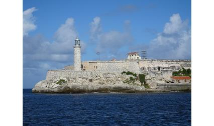 Замъкът Ел Моро, Хавана, Куба