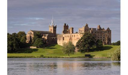 Замъкът Линлитгоу, Шотландия