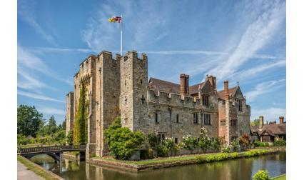Замъкът Хевър, Кент, Англия