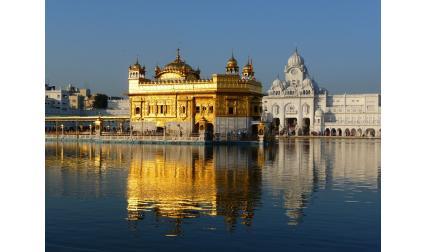 Златният храм, Индия
