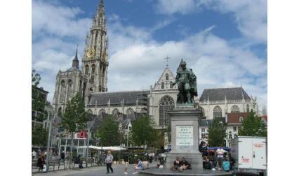Антверпен - катдерала