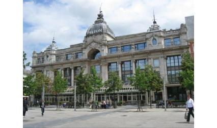 Антверпен - хотел