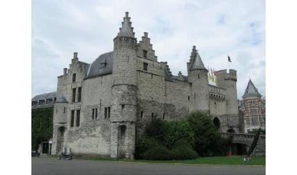 Антверпен - замък