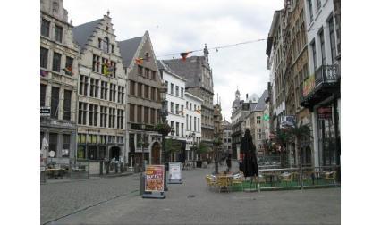 Антверпен - площад