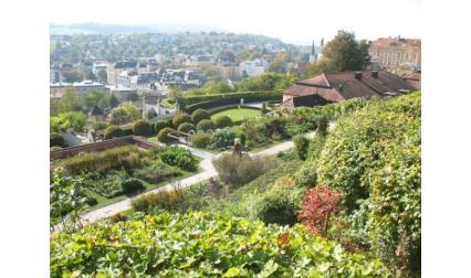 Изглед от Мелк - Австрия