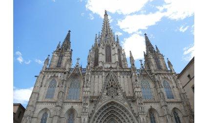 Катедралата Ла Сеу в Барселона