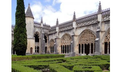 Манастирът в Баталя, Португалия