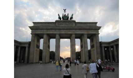 Берлин - Бранденбургската врата