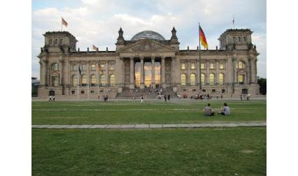 Берлин - Райхстагът