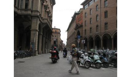 Улиците на Болоня