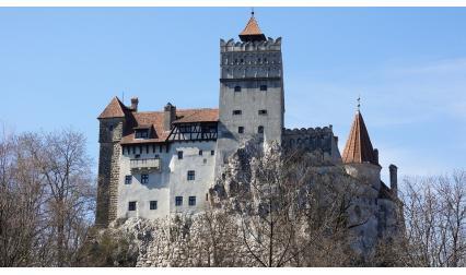 Замъкът Бран, Румъния