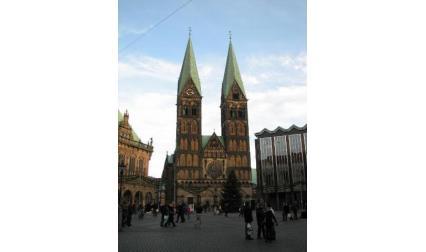 Бремен - катедралата