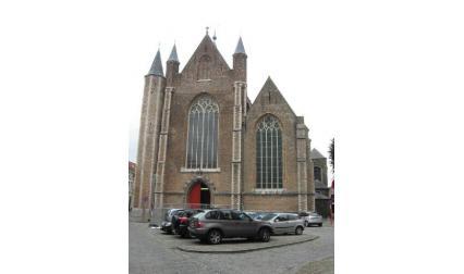 Брюж - църква