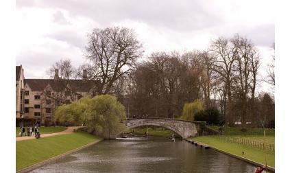Изглед от Кембридж
