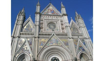 Катедралата в Орвието, Италия