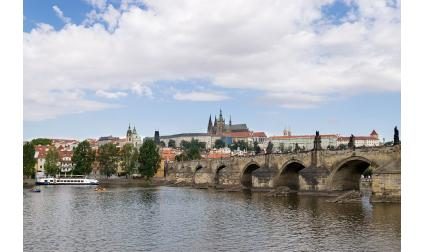 Карловият мост - Прага