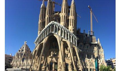 Катедралата Светото семейство в Барселона