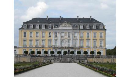 Кьолн - двореца на епископа