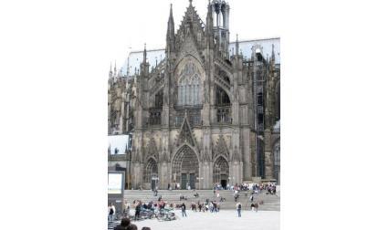 Кьолнската катедрала - изглед