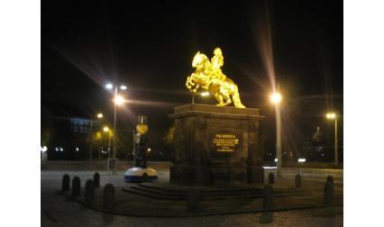 Дрезден - паметник