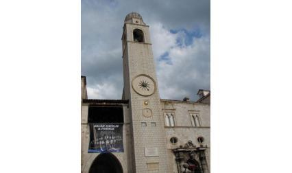 Дубровник - часовниковата кула