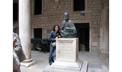 Дубровник - в двореца