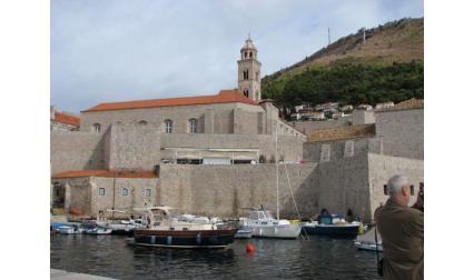 Доминиканския манастир от пристанището